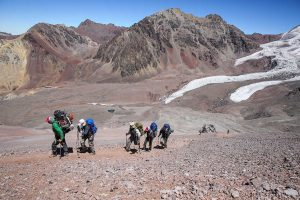 Camp One Aconcagua