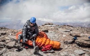 The Summit of Aconcagua