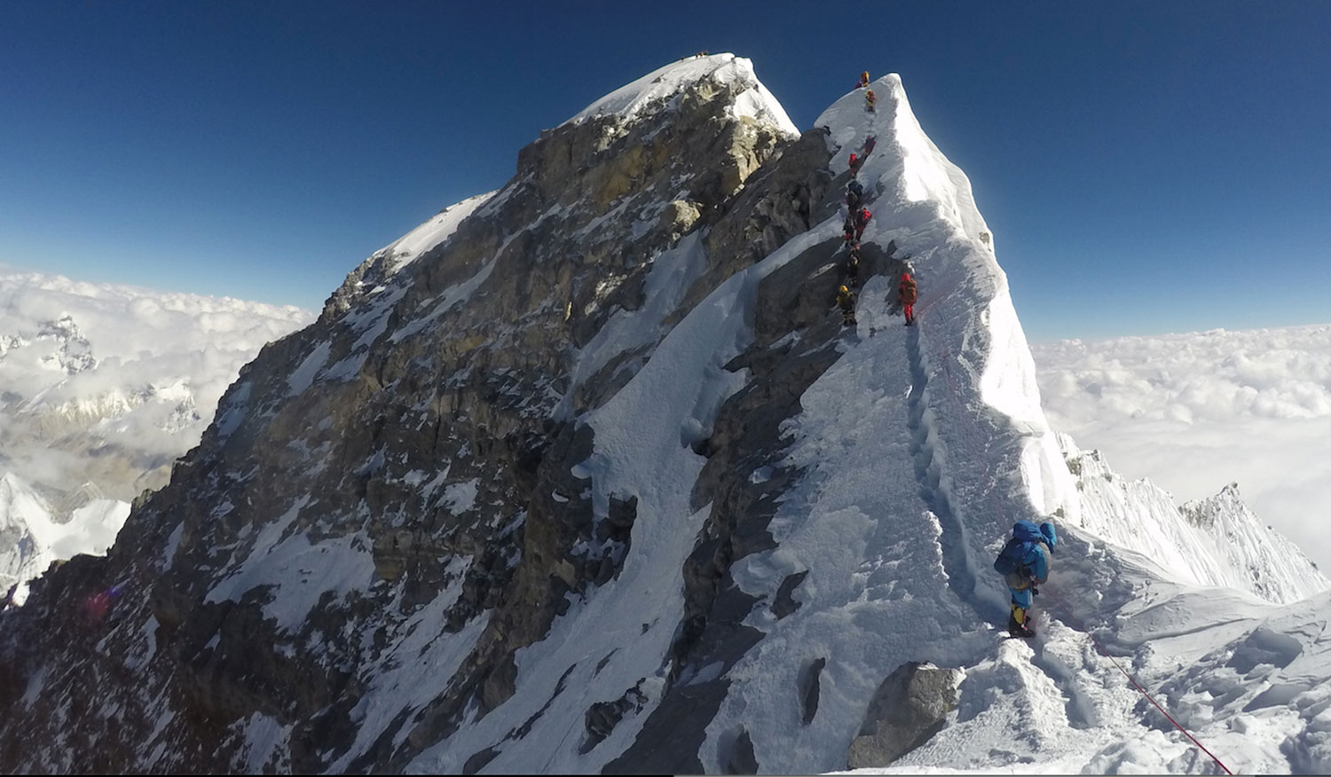 Mt Everest Climbing Expeditions With Mountain Professionals