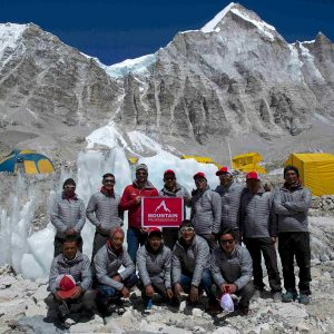 Mountain Pros Everest Staff