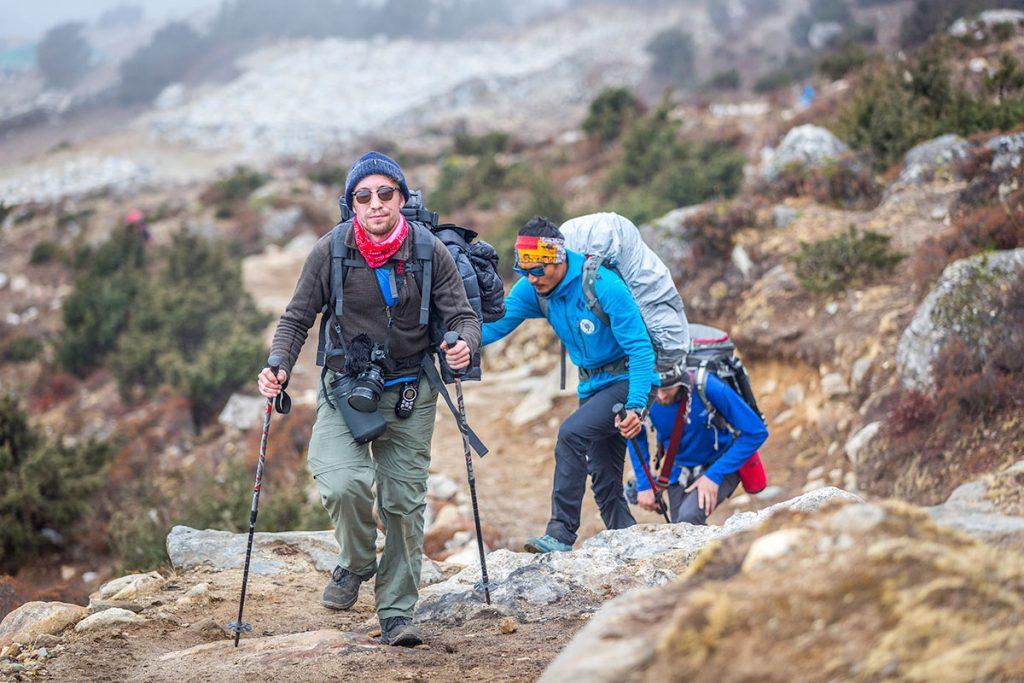 everest-trek-hiking