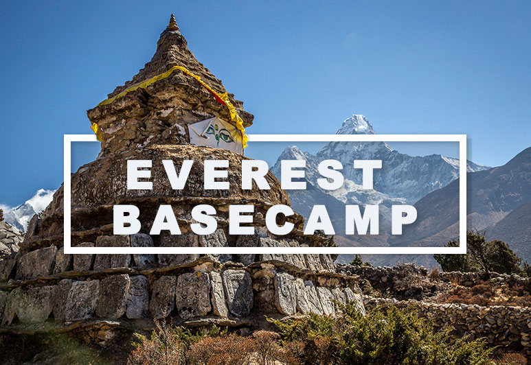 Everest Basecampt