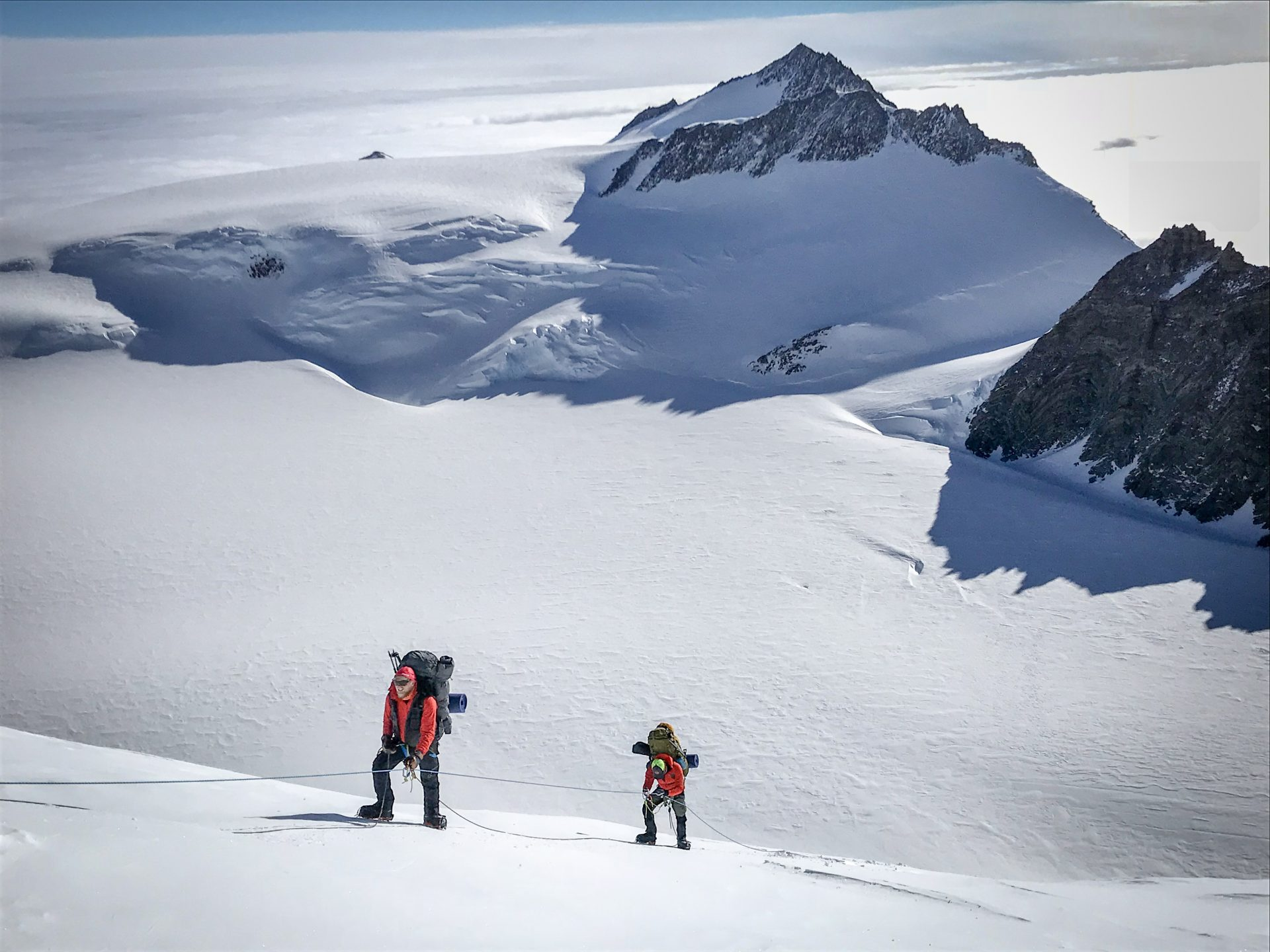 Climb Vinson Massif