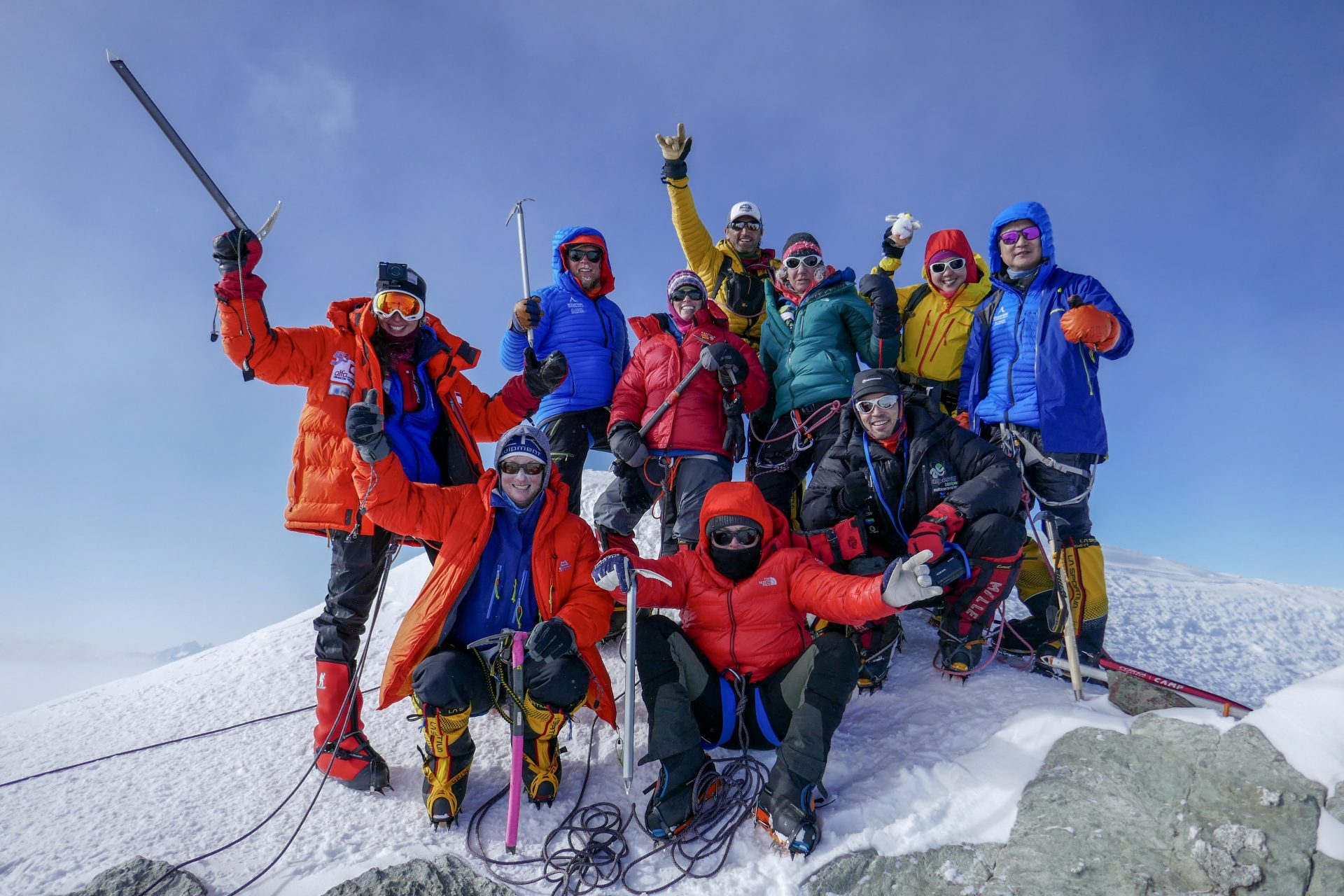 Mt. Vinson Climb