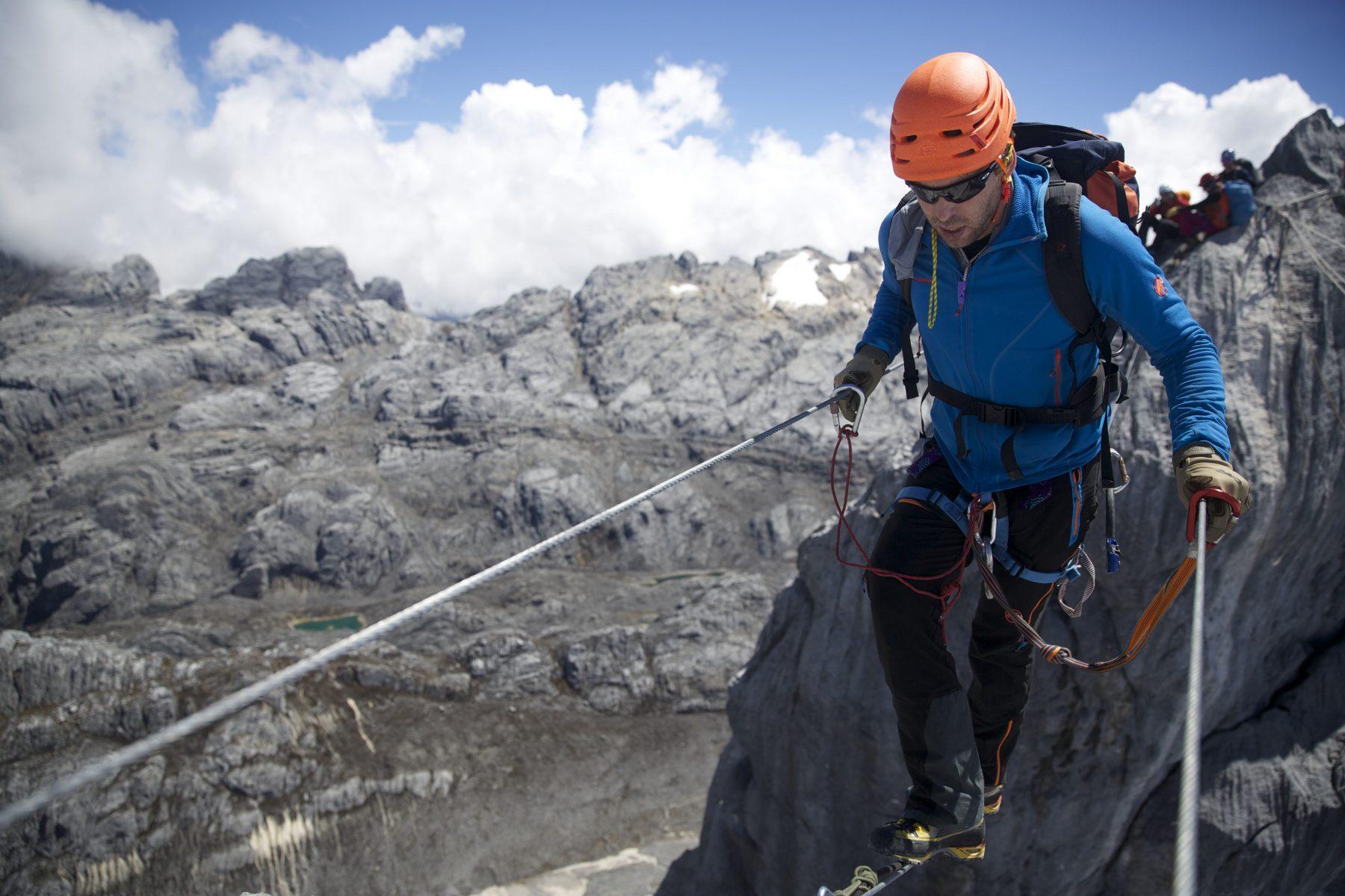 Climbing Puncak Jaya