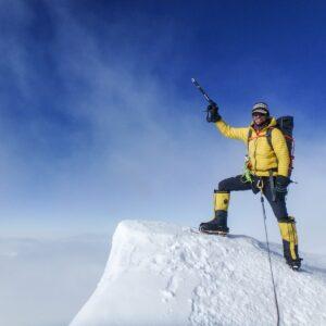 7 summits Vinson