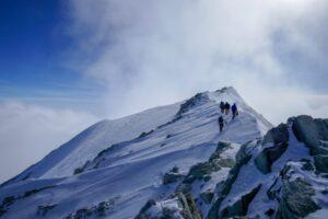 summit of Vinson