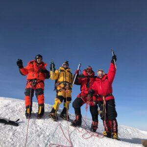 Vinson Massif Climb
