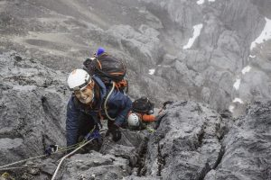 Carstensz Pyramid Summit day
