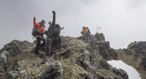 Carstensz Pyramid summit