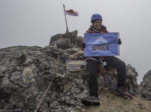 Summit Puncak Jaya