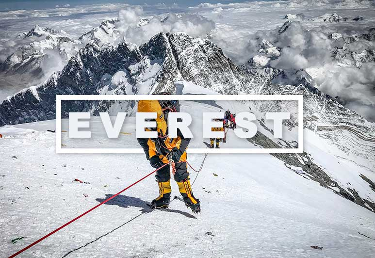Climb Mt Everest with Mountain Professionals