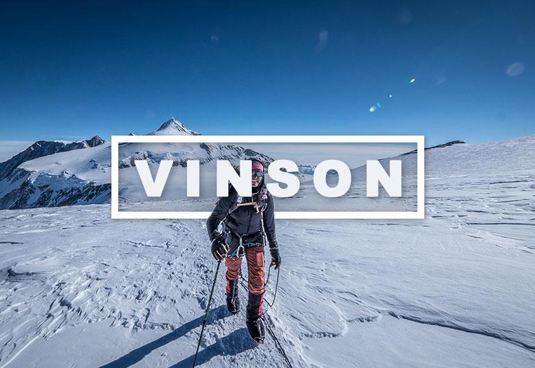 Climb Mt Vinson