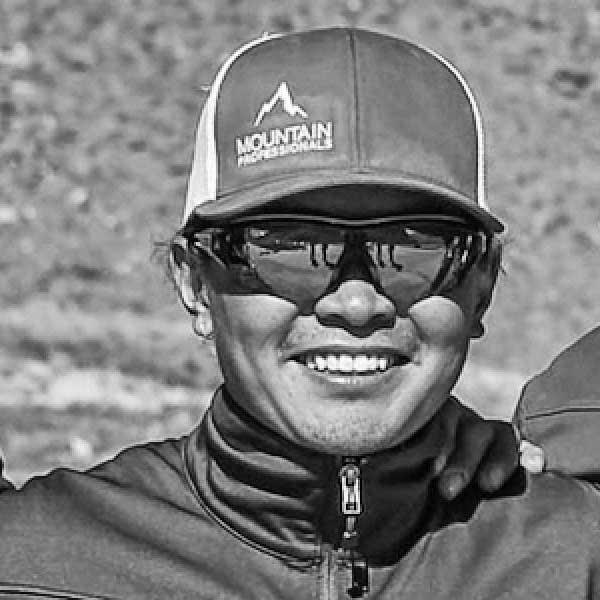 Chhering Dorjee Sherpa headshot