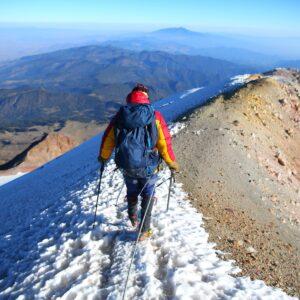 Orizaba Summit Ridge