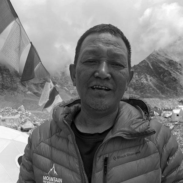 Tshering Sherpa headshot
