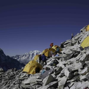Ama Dablam Camp One