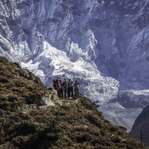 Ama Dablam Trekking to BC