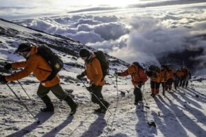 Summit Day Kilimanjaro