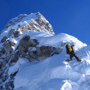 Ama Dablam Summit day