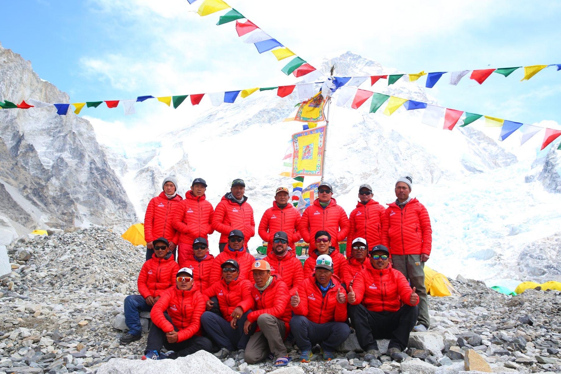 Guide Team Lhotse