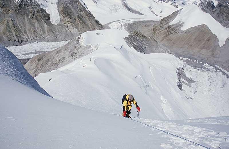 Cho Oyu climb