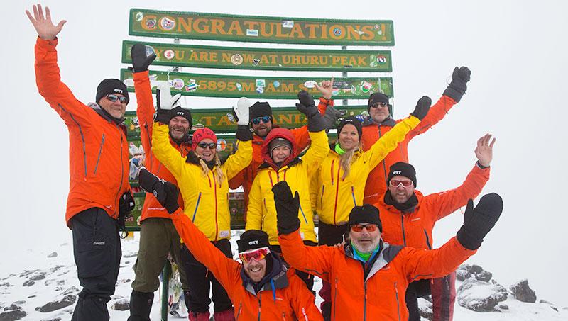 Kilimanjaro Summit Success