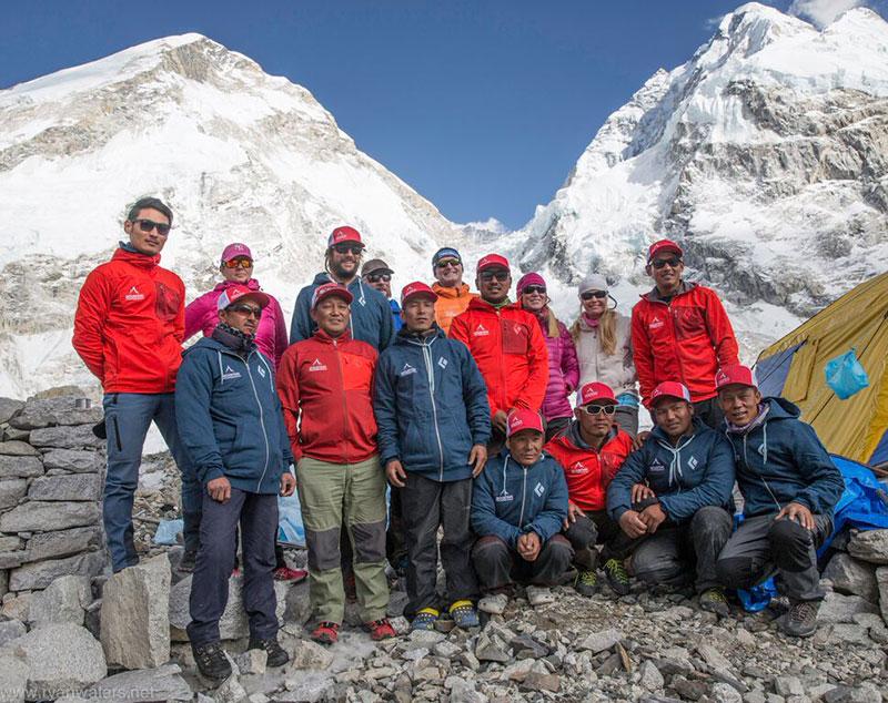 Lhotse Basecamp