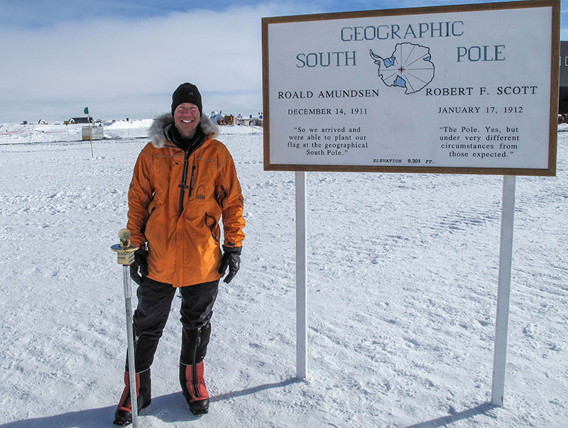 The South Pole Expedition