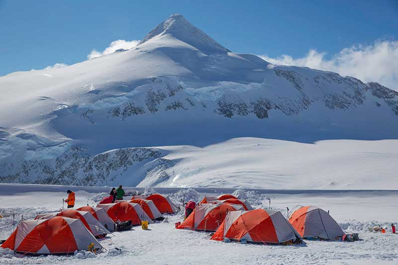 Vinson Base Camp